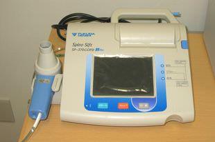肺機能検査機器