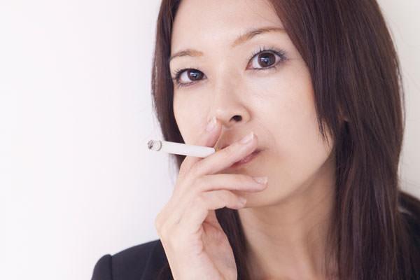 喫煙者の70%はニコチン依存症です